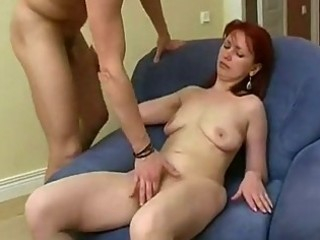 Mature mom with son part 2