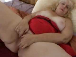 aged whale orgasms on bed