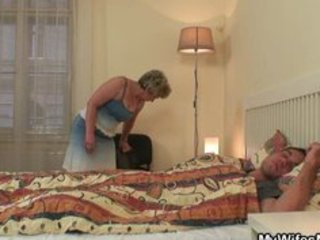 wife becomes violent when finds her man fucking