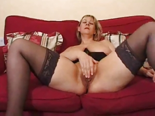 mature blond screwed by troc