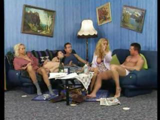 horny aged golden-haired amateurs in a hawt