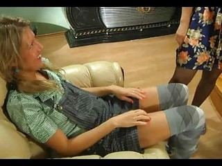 sexcrazy older chick shows