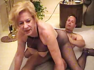 hawt granny diane richards banging fan