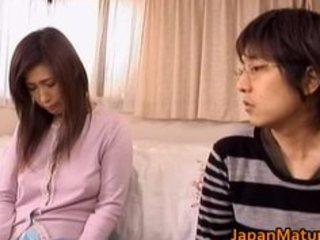 japanese older woman has cute part8