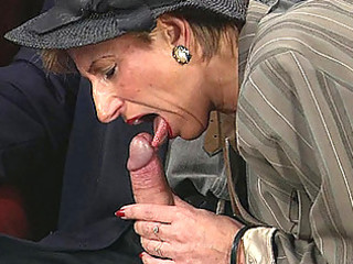 doggy porn with old mamma