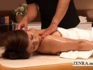 pale s garb japanese milf massaged into orgasmic