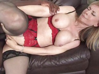 busty mother i nina hartley drilled by darksome