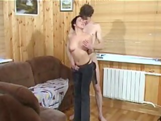 russian mature anal russian cumshots swallow