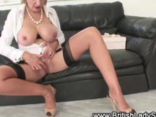 aged femdom fetish slut fingering