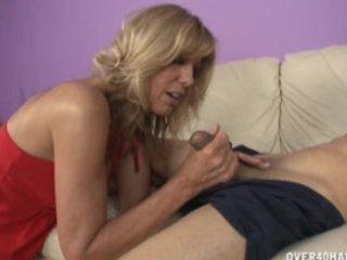 jennys mamma craves to fuck her boyfriend really