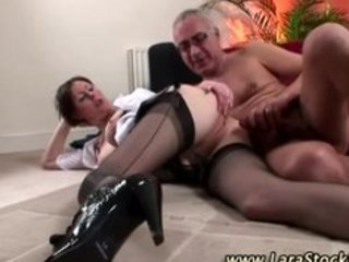 mature office lady pussyfucked