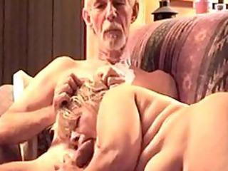 my wife darby engulfing my schlong on my hidden