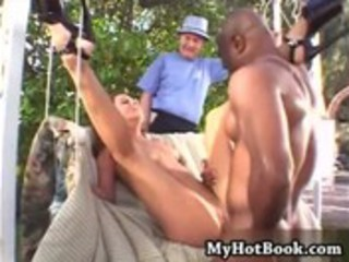 blonde milf kitty monroe has heard that is black