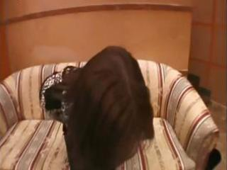 aged asian dilettante hina rubs and toys her