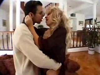 older mamma sexing younger man scene 2