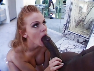 breasty older redhead copulates biggest darksome