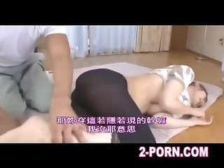 excited youthful wife fucked by deliveryman