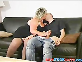 bulky booty older big beautiful woman gulp