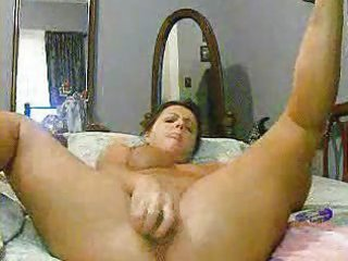 Milf home alone selftape. stolen video from her pc