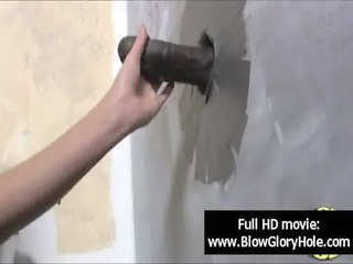 gloryhole - sexy breasty hotties love engulfing