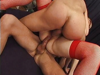 french aged takes anal &; an double