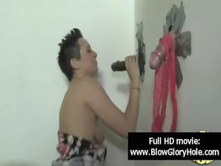gloryhole - hawt breasty babes love engulfing