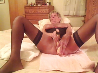granny shirley makes vid for her chaps