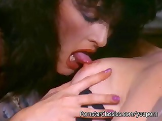 08s vintage lesbian act with horny hotties giving
