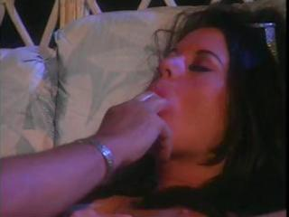 one brunette milf acquires her slits drilled by a