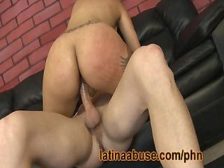 thick latina milf drilled by a hung gringo