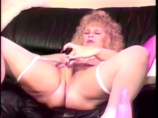 older blonde shablee dildos 0