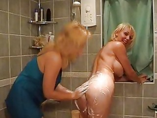 sexy blonde mommas with great pantoons having