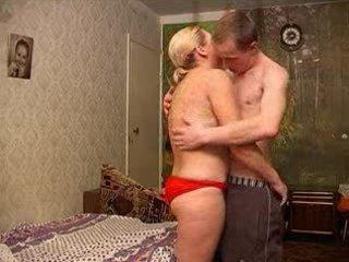 russian mamma with boy
