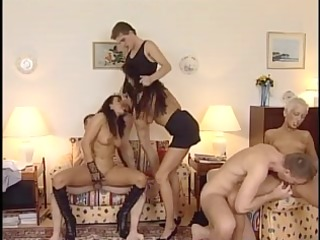 matures group sex