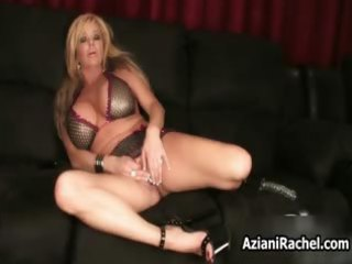 breasty blonde d like to fuck goes insane sextoy