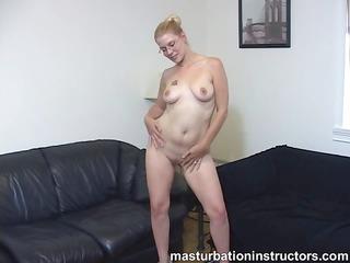 in nature s garb masturbation instructor gets