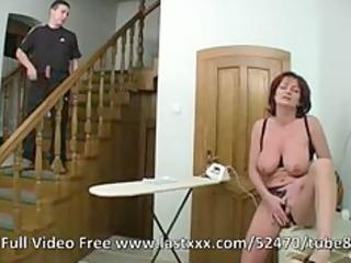 redhead mature gazoo and pussy screwed