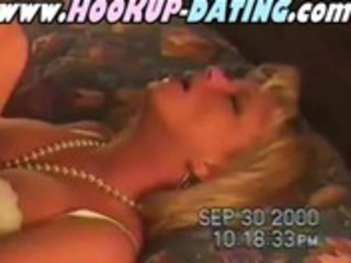 good golden-haired hookup non-professional mother