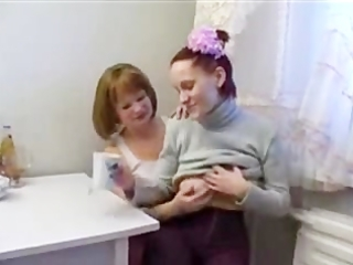 maid and older lesbo sex