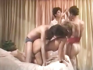 Tanya Foxx, Tom Byron and others get humping in