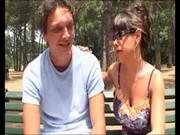 italian breasty mother i sonia eyes in a threesome