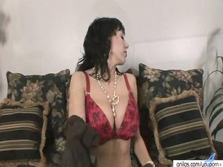 breasty hose fingering d like to fuck