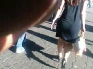 brazil culo grande in street