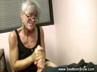 older lady wants youthful knob to cum all over her