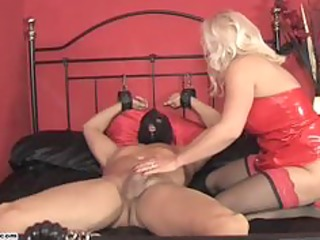 excited headmistress lana rides rod and forces