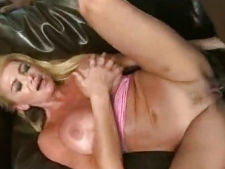 sporty mother i vs black cock!