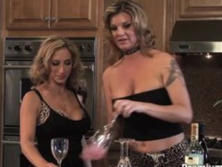 mother i lesbian babes getting glad by turn
