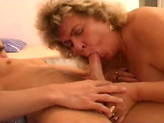 big marvelous woman granny with slutty lad part 9
