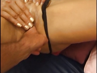 sexy french mature love painful anal sex and