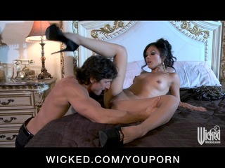 sexy & excited oriental wife kaylani lei